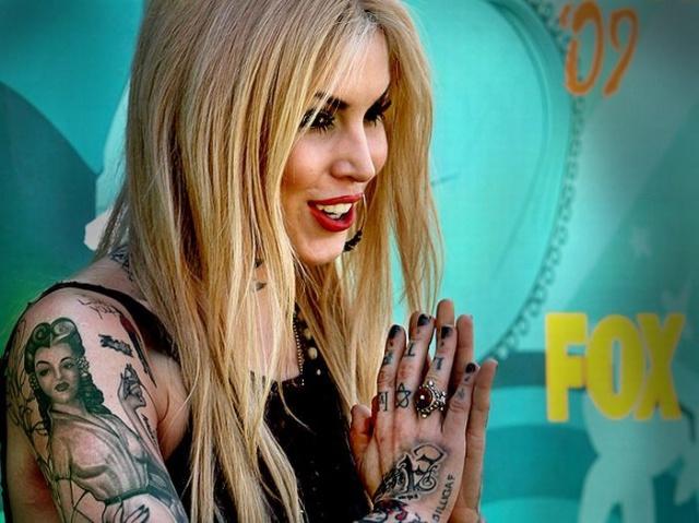 татуировки знаменитостей (14)
