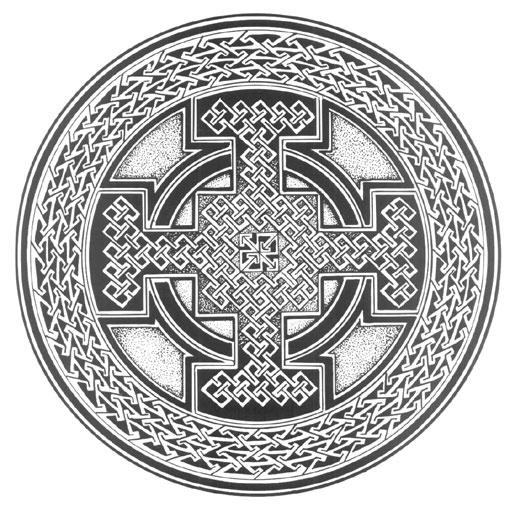 кельтские узоры (12)