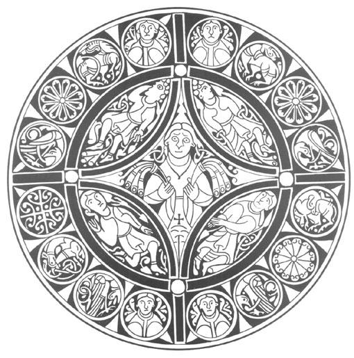 кельтские узоры (10)