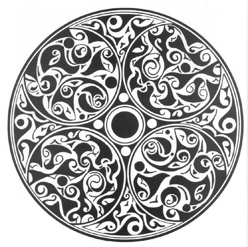 кельтские узоры (9)