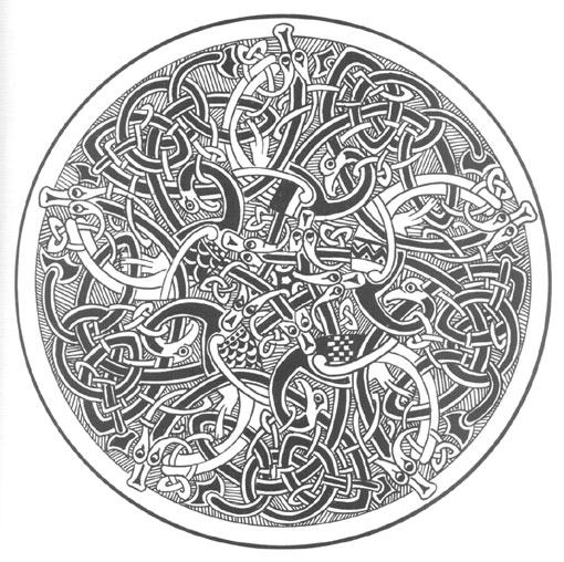 кельтские узоры (7)