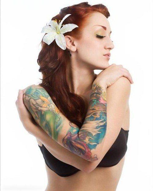 девушки в татуировках (16)