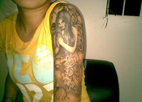 девушки в татуировках (6)