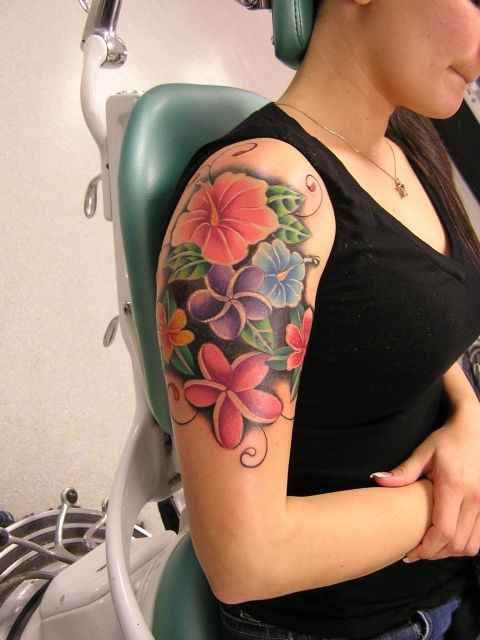 татуировки на руках (22)