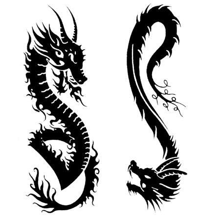 татуировка дракон (14)