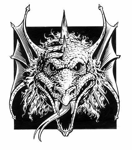 татуировка дракон (13)