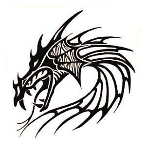 татуировка дракон (12)