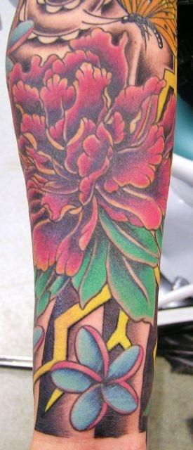 татуировки на руках (20)