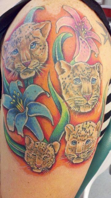 татуировки на руках (14)