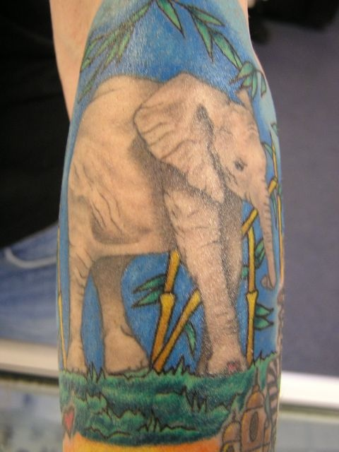 татуировки на руках (13)