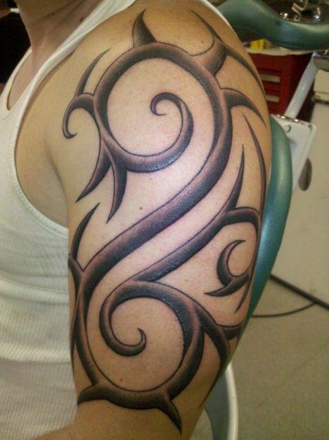 татуировки на руках (11)