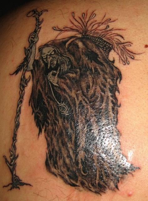 Сказочные татуировки (18)