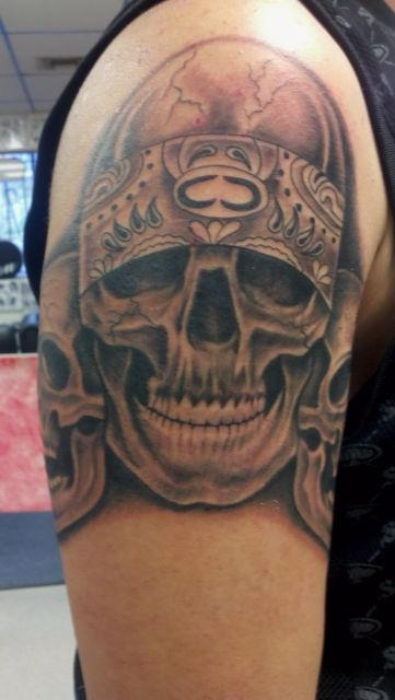 татуировки на руках (9)