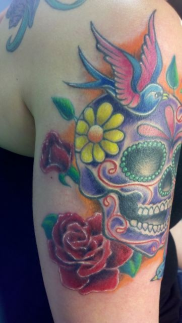 татуировки на руках (3)