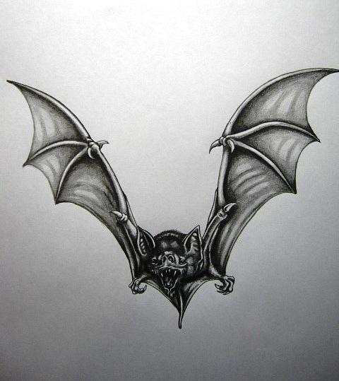 татуировка летучая мышь (19)