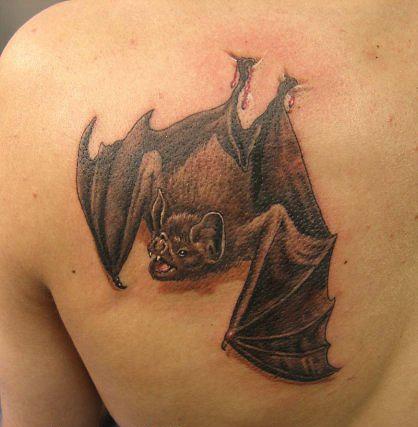 татуировка летучая мышь (17)