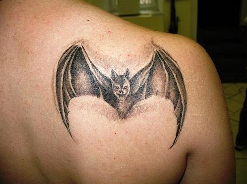 татуировка летучая мышь (12)