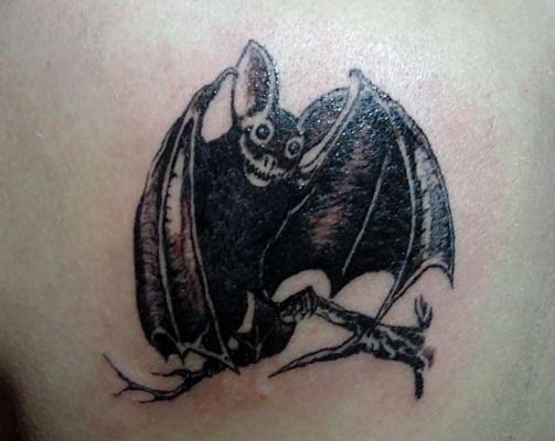 татуировка летучая мышь (10)