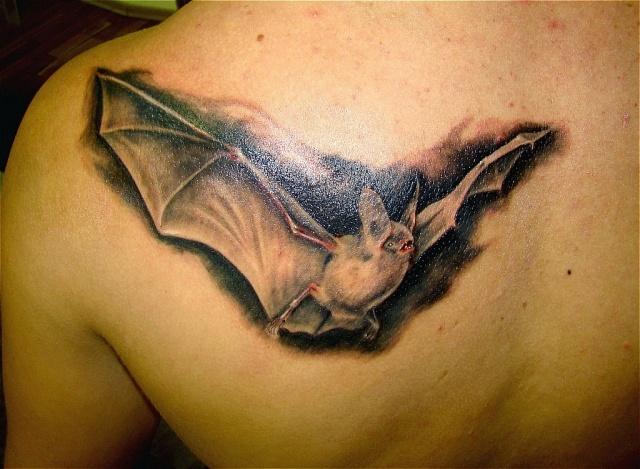 татуировка летучая мышь (31)