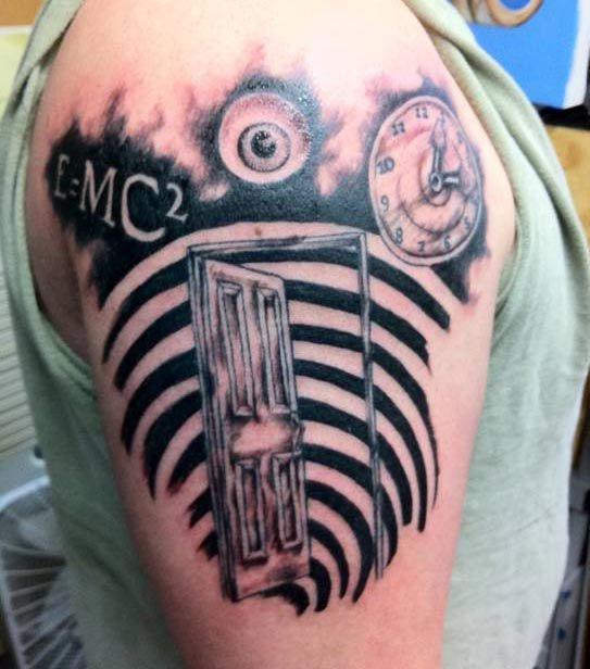 Оригинальные татуировки приколы (45)