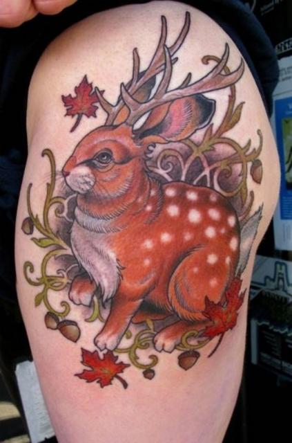 Оригинальные татуировки приколы (55)