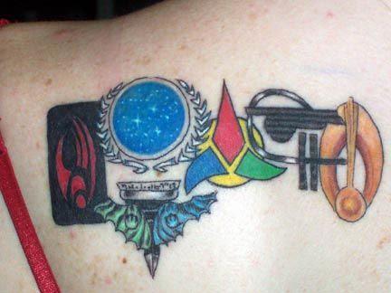 Оригинальные татуировки приколы (9)