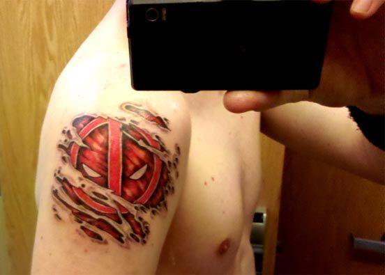 Оригинальные татуировки приколы (5)