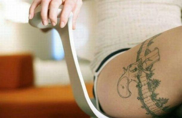 Оригинальные татуировки приколы (3)