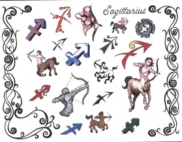 татуировки знаки зодиака (12)