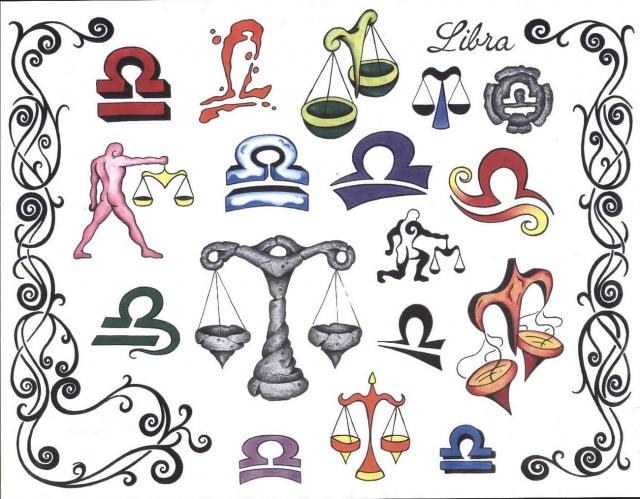 татуировки знаки зодиака (8)