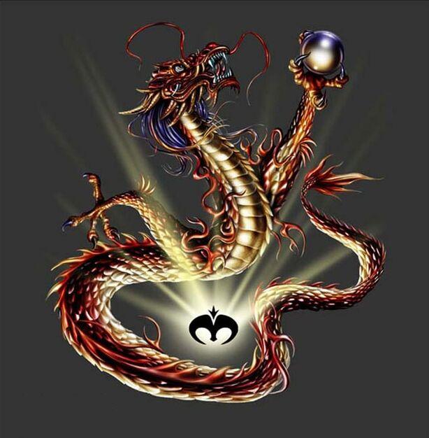 татуировка дракон (7)
