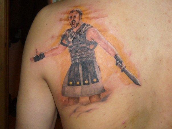 татуировки гладиаторов (27)
