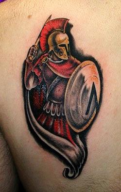 татуировки гладиаторов (20)