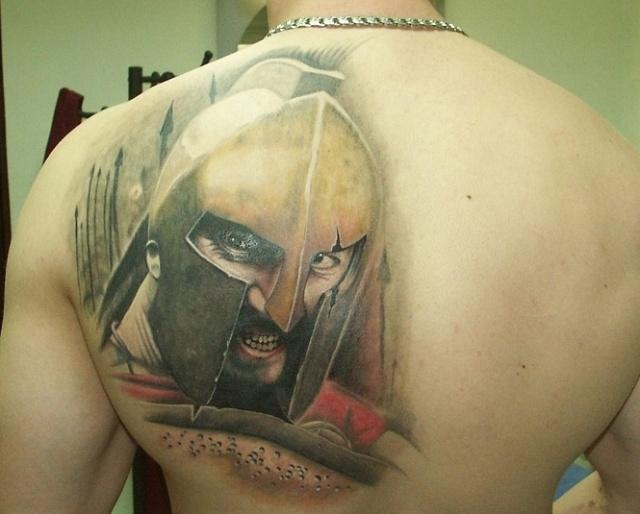 татуировки гладиаторов (17)
