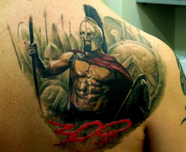 татуировки гладиаторов (1)