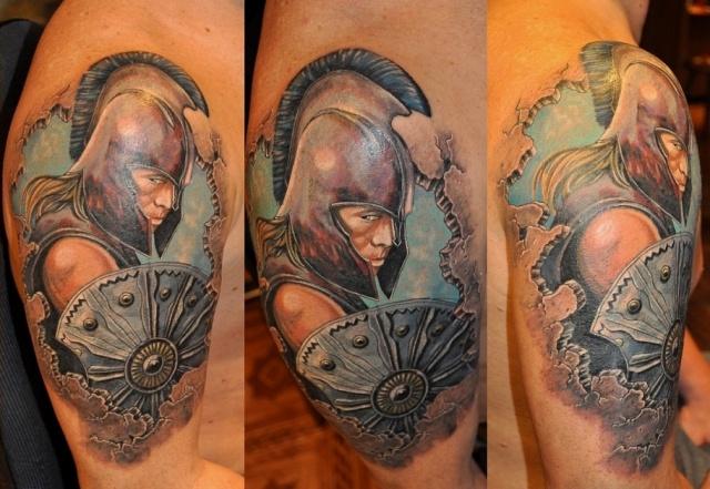 татуировки гладиаторов (15)