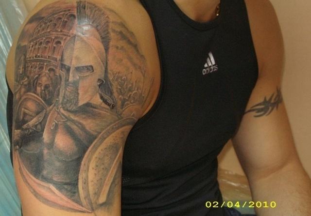 татуировки гладиаторов (7)