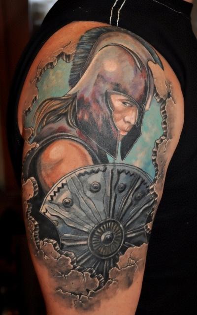 татуировки гладиаторов (10)