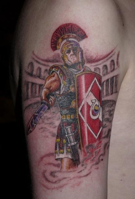 татуировки гладиаторов (6)