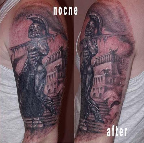 татуировки гладиаторов (14)