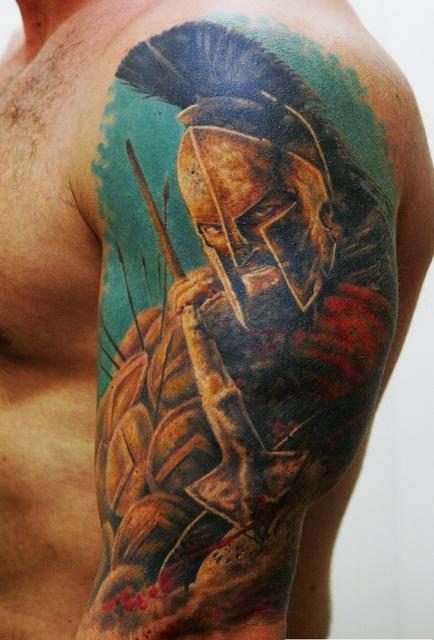 татуировки гладиаторов (13)
