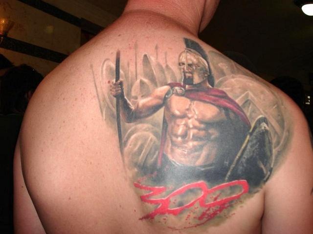 татуировки гладиаторов (2)