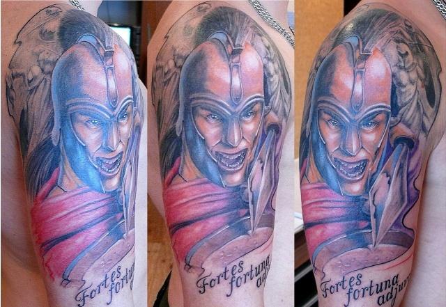 татуировки гладиаторов (4)