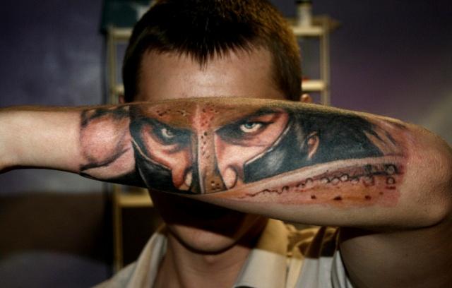 татуировки гладиаторов (3)