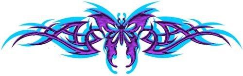 Эскизы татуировки крылья (16)
