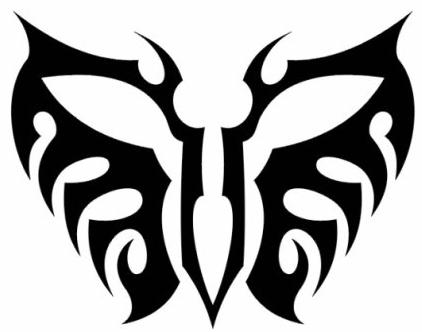 Крылья татуировки: эскизы и фото (15)