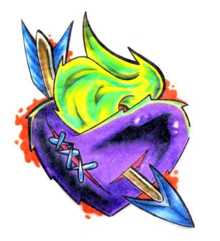 татуировки подарки на день святого валентина (17)
