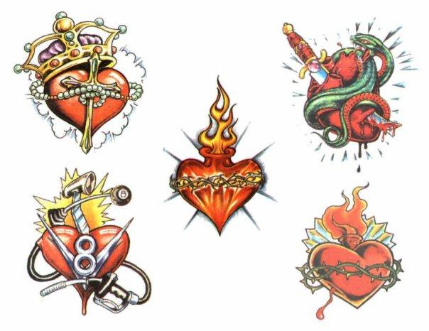 татуировки подарки на день святого валентина (12)