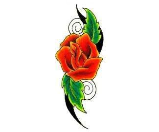 татуировка цветок фото (19)