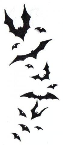 Эскизы татуировки крылья (19)